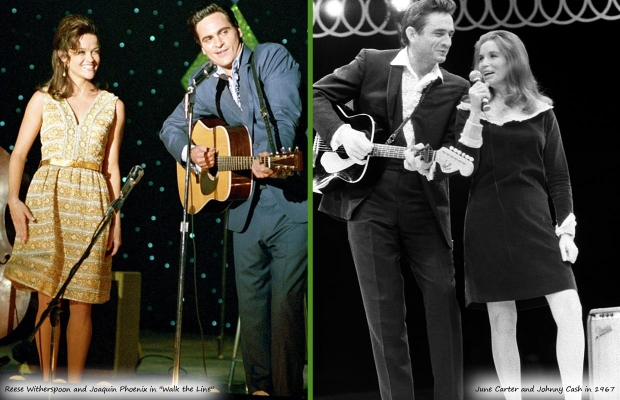 June Carter With Johnny Cash Take Back Halloween