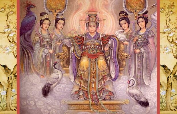 Xi Wang Mu Take Back Halloween