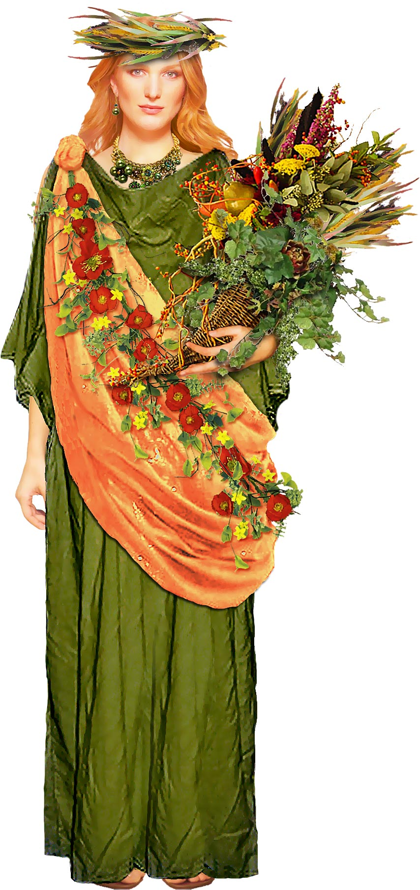 Demeter witches of the craft Goddess of nature greek