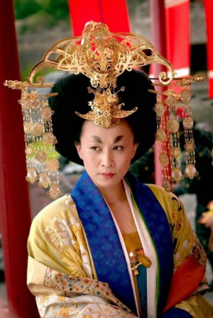 Carina Lau as Wu Zetian
