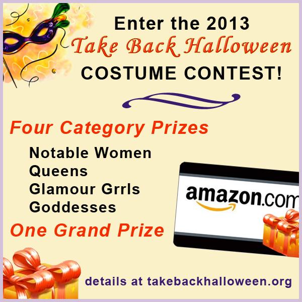 halloween 2013 costume contest winners take back halloween