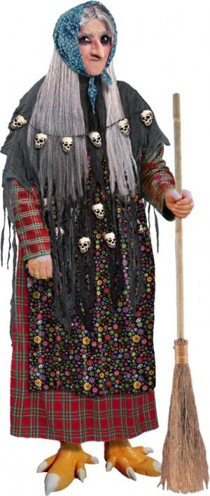 Baba Yaga costume