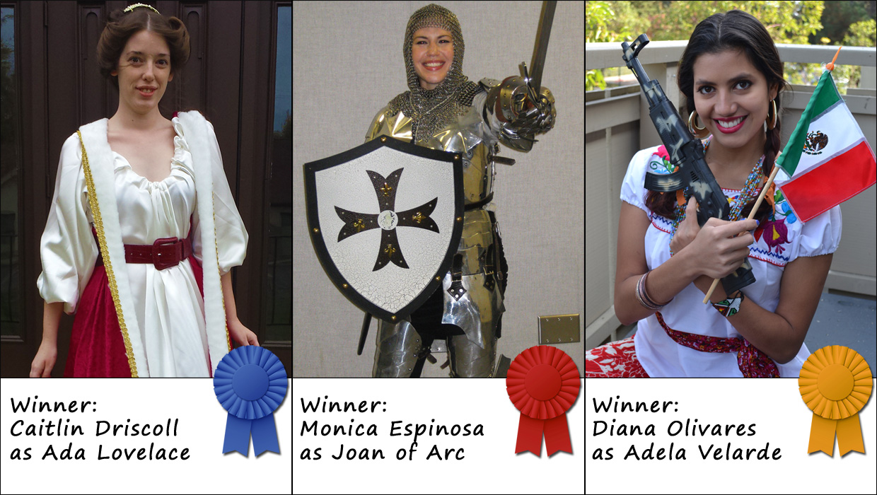 Best Notable Woman Costume  sc 1 st  Take Back Halloween! & Halloween 2013 Costume Contest Winners! | Take Back Halloween!