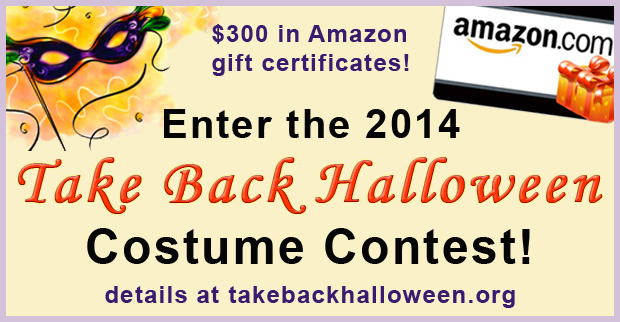 Enter our 2014 Costume Contest