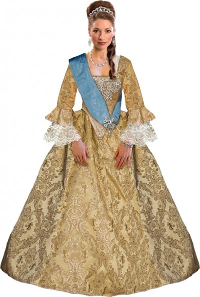 Catherine the Great costume