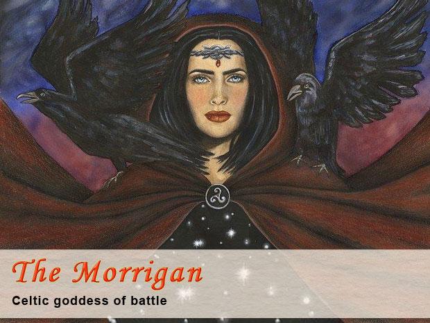 the-morrigan