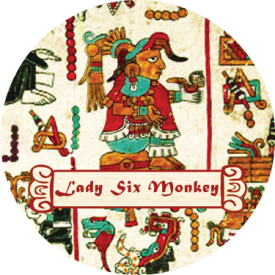 Lady Six Monkey