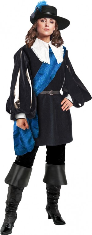 Christina of Sweden costume