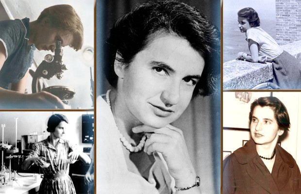 Rosalind Franklin costume