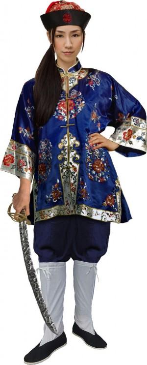 Ching Shih costume