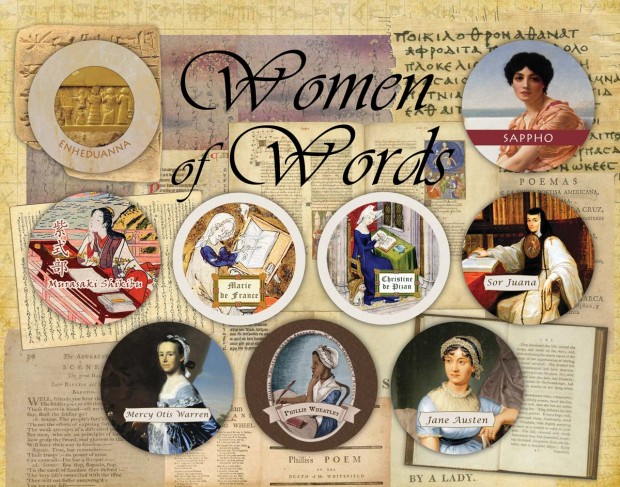Women of Words:  available as a digital download, 8x10 print, or 11x14 print.