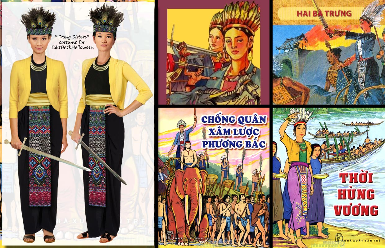The Trung Sisters: Vietnam's First Nationalists – Chick History