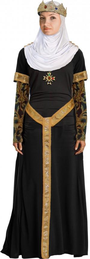 Eleanor of Aquitaine costume
