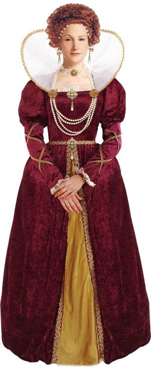 Elizabeth I costume