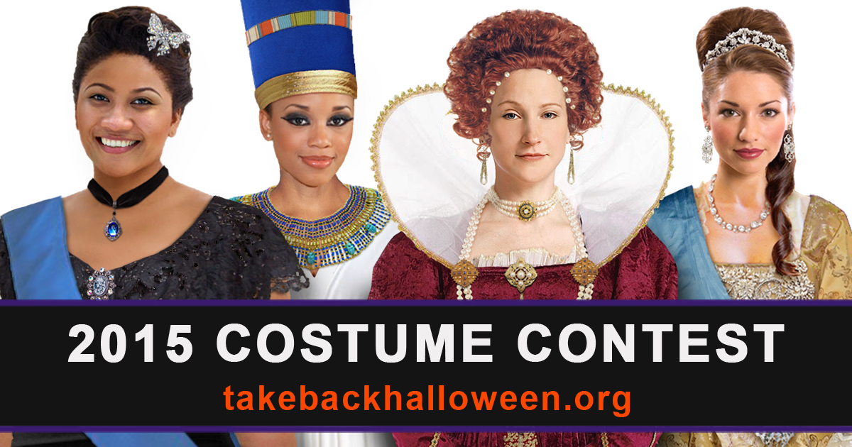 Enter our 2015 Costume Contest